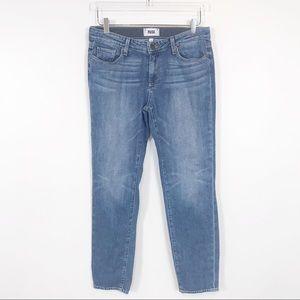 NWOT Paige denim Jimmy Jimmy Crop Jeans